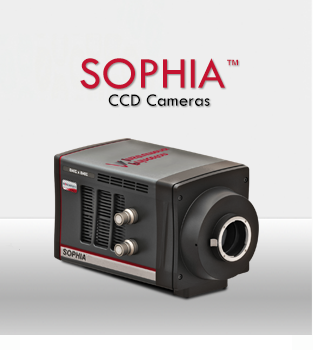 SOPHIA Ultra-Low Noise CCD Cameras