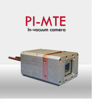 image of PI-MTE In-Vacuum Cameras
